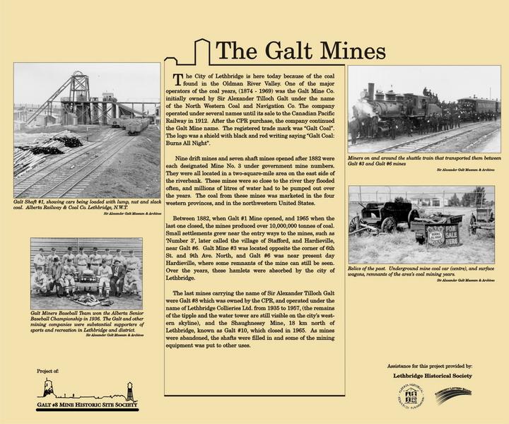 The Galt Mines