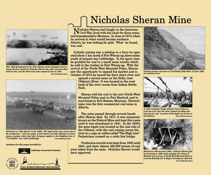 Nicholas Sheran Mine
