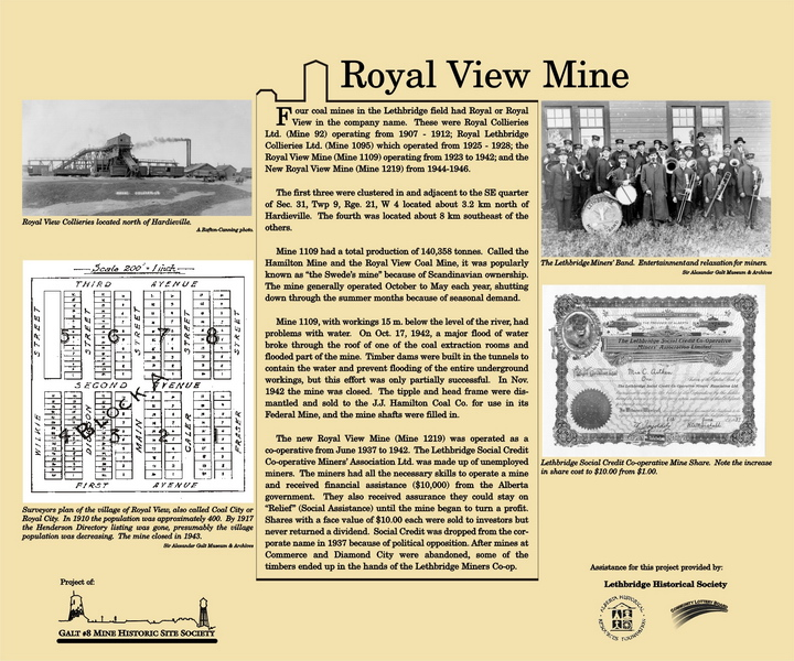 Royal View Mine