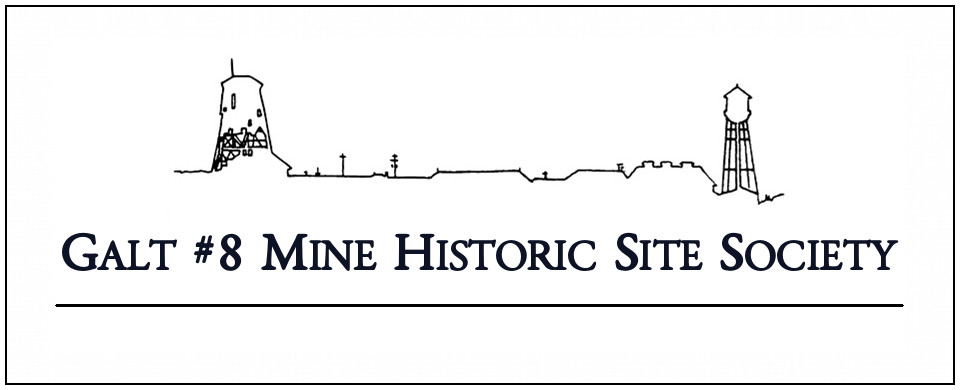 GALT 8 Mine Society homepage slide 1