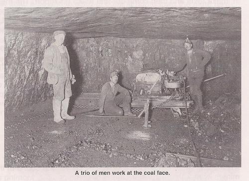 Underground Mine Model